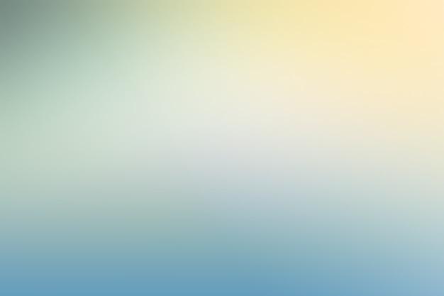 Ein weicher himmel mit wolkenhintergrund in der pastellfarbe, abstrakter abstufungsfarbpastell