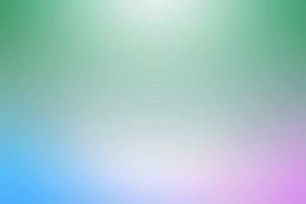Ein weicher himmel mit wolkenhintergrund in der pastellfarbe Premium Fotos
