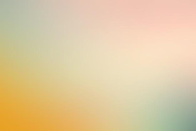 Ein weicher himmel mit wolkenhintergrund in pastellfarbe, abstrakter abstufung farbpastell Premium Fotos