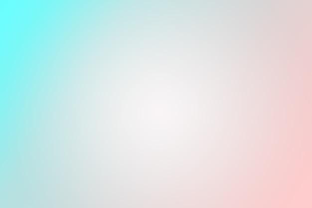 Ein weicher himmel mit wolkenhintergrund in pastellfarbe Premium Fotos