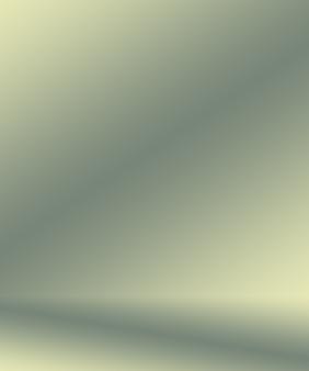 Ein weicher vintage-farbverlaufsunschärfehintergrund mit einem pastellfarbenen brunnen, der als produktpräsentation im studioraum verwendet wird ...