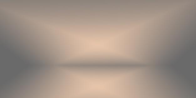 Ein weicher vintage-farbverlaufsunschärfehintergrund mit pastellfarbenem brunnen, der als studioraum, produktpräsentation und banner verwendet wird. Kostenlose Fotos
