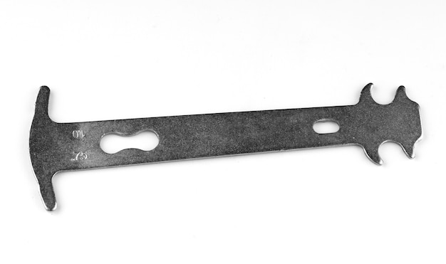 Ein werkzeug zum messen der spannung und des verschleißes einer fahrradkette
