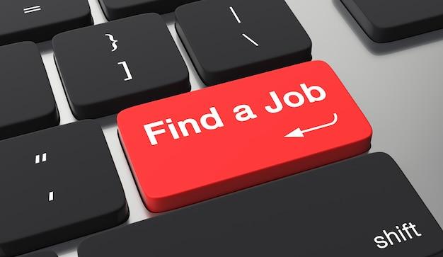 Eine arbeit finden