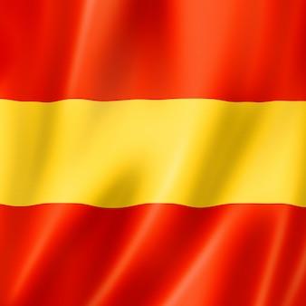 Eine internationale maritime signalflagge