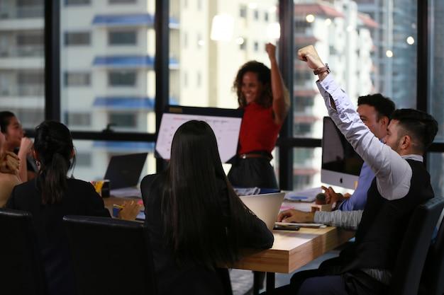 Eine sammlung beruflicher berufe, startup