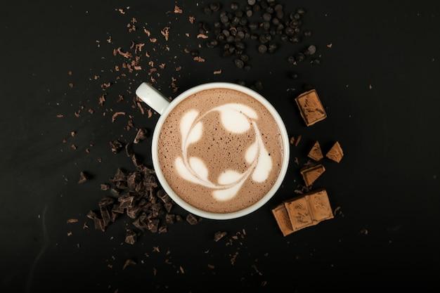 Eine tasse kakao