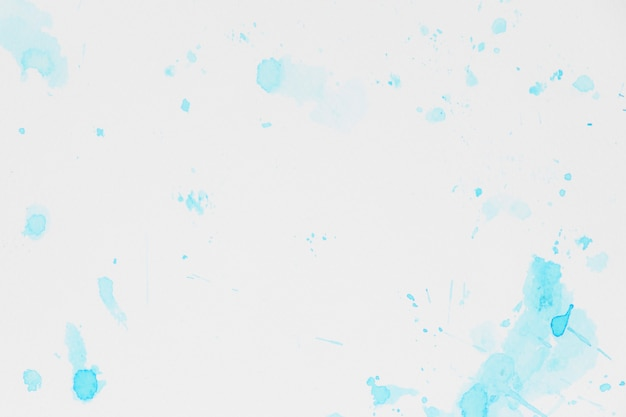 Einfache blaue aquarellgraue tapete