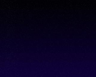 Einfache sternenraum hintergrund