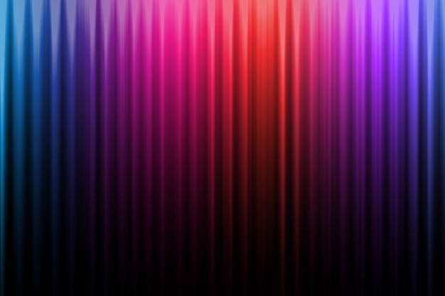 Einfache vertikale linien vibrierende geometrische geradheit der hintergrundzusammenfassung