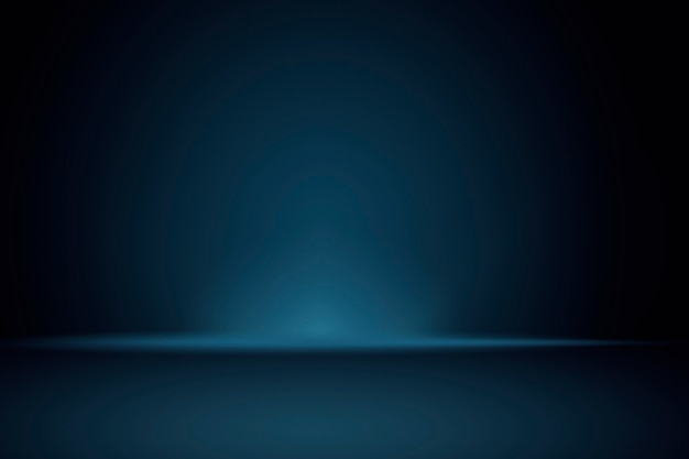 Einfacher dunkelblauer produkthintergrund