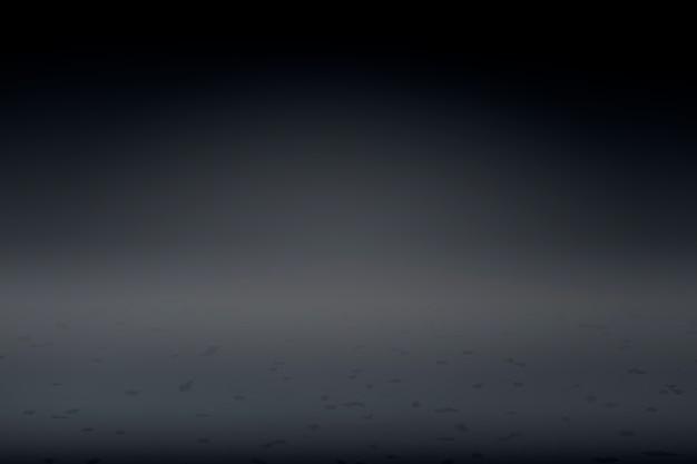Einfacher dunkelgrauer wandprodukthintergrund