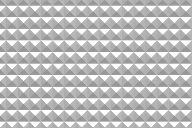 Einfacher geometrischer wandhintergrund der fliesenpyramiden