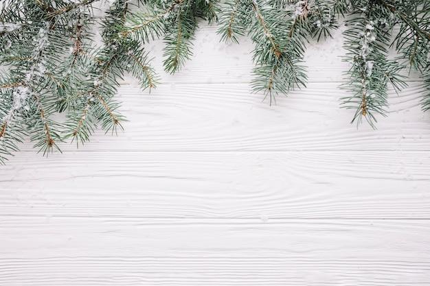 Einfacher weihnachtshintergrund