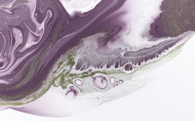 Einfaches flüssiges tintenmuster des abstrakten marmors des hintergrundes