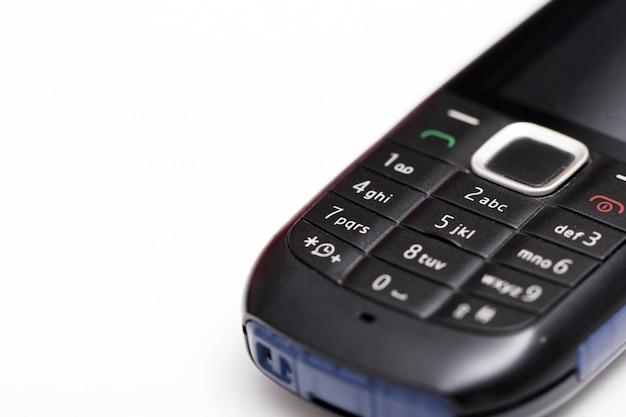 Einfaches und billiges cel-telefon
