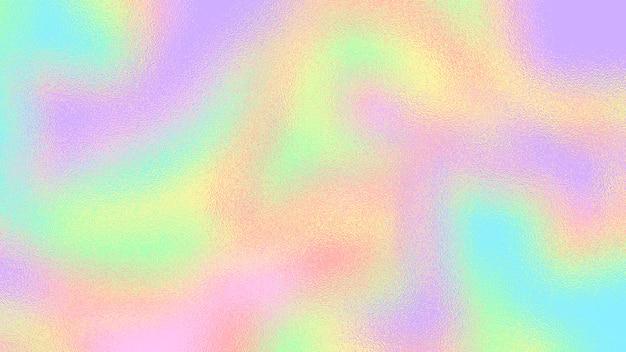 Einhorn regenbogen glas metall textur