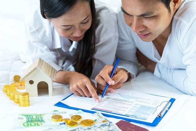 Einsparung, ruhestandsplan, finanzplanungskonzept der rentner.