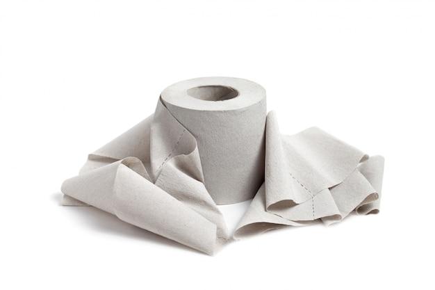Einzelne toilettenpapier