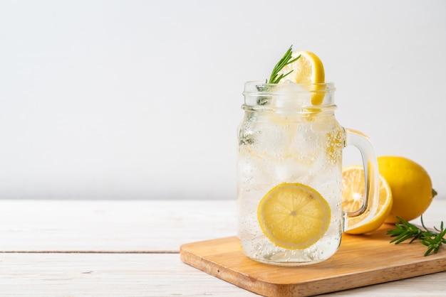 Eis limonade soda