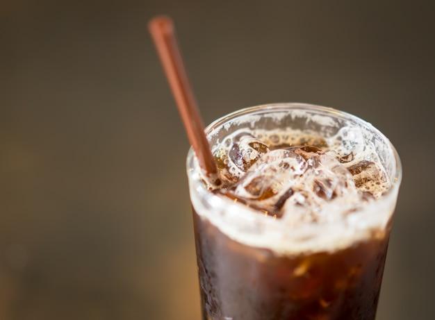 Eiskaffee americano