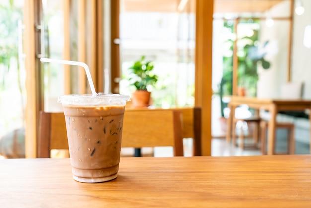 Eismokka kaffeetasse