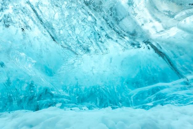 Eiswand textur