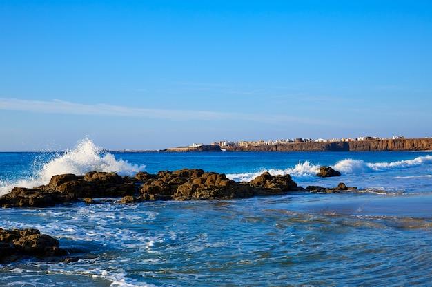 El cotillo beach fuerteventura kanarische inseln