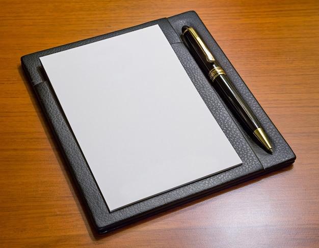 Eleganz hinweis papier