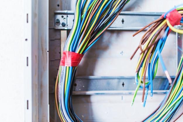 Elektrische box-kabel