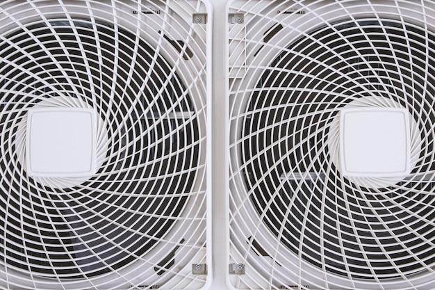 Elektrische ventilator-klimaanlage