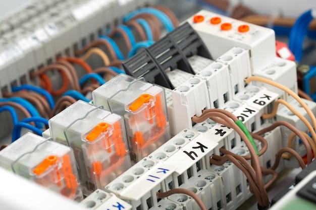 Elektrischen ausrüstungen