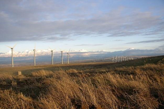 Elektrizitätswerke saubere elektrische windkraftanlagen