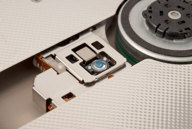 Elektronische sammlung - laserkopf des cd-dvd-laufwerks
