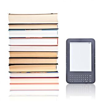 Elektronischer leser von büchern