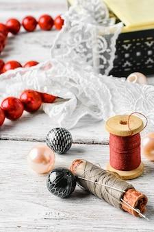 Elemente für dekorative ornamente