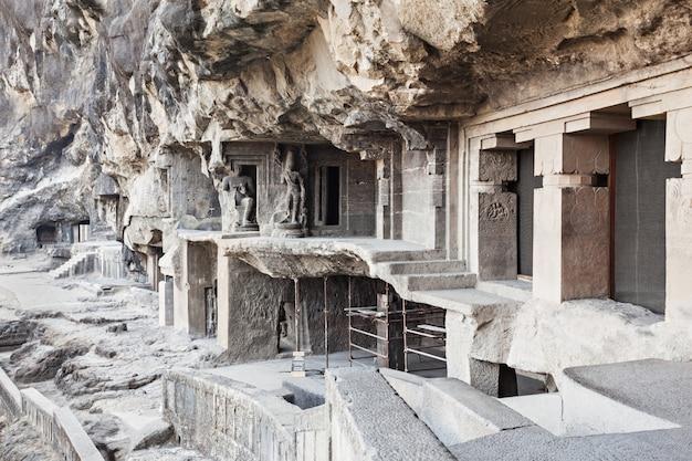 Ellora-höhlen, aurangabad