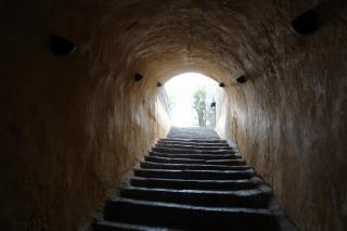Ende des tunnels