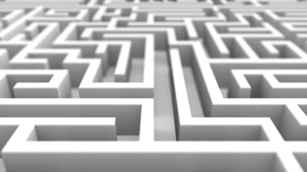Endloses labyrinth