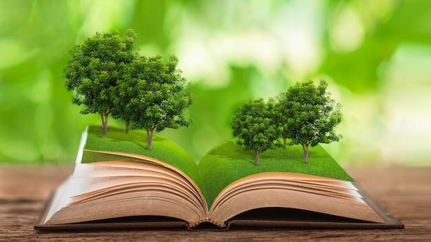Energiequellen für erneuerbare, nachhaltige entwicklung. ökologie-konzept.