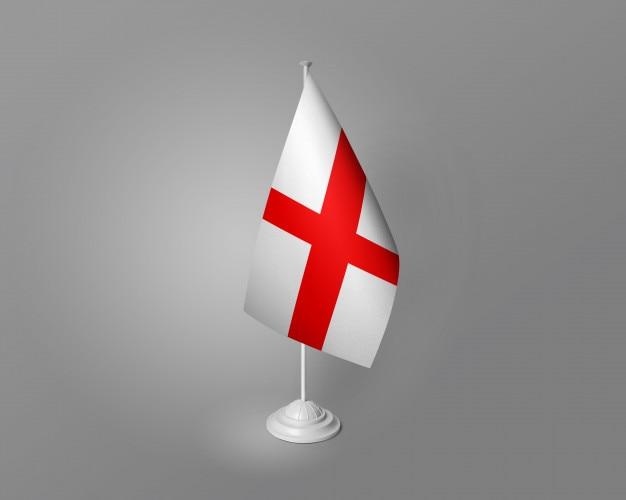 England flag schreibtisch