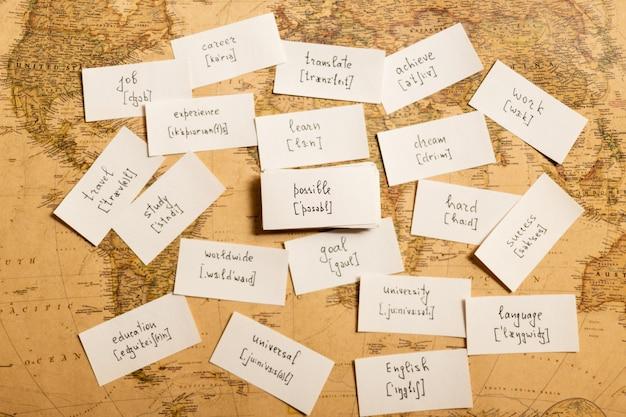 Englische wörter lernen möglich