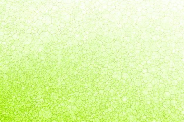Er nah an der grünen blasebubble
