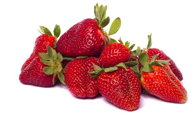 Erdbeerfrüchte