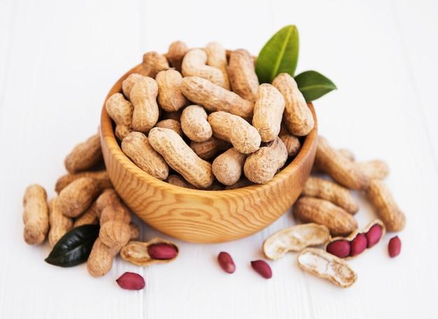 Erdnüsse auf den punkt gebracht