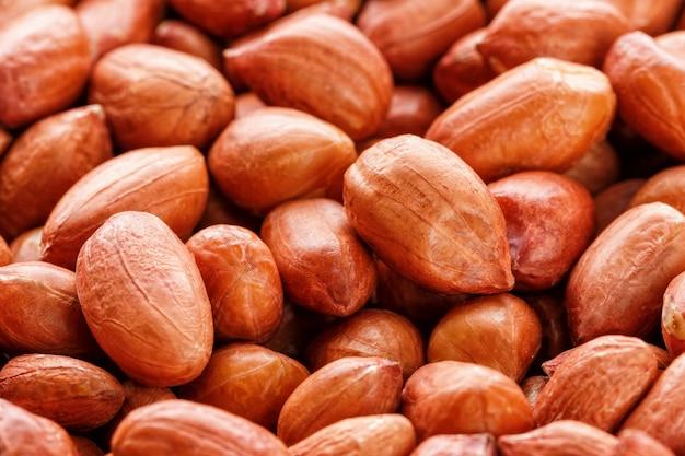 Erdnüsse, für hintergrund oder beschaffenheiten.