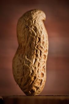 Erdnuss makro