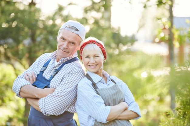 Erfolgreiche landwirte