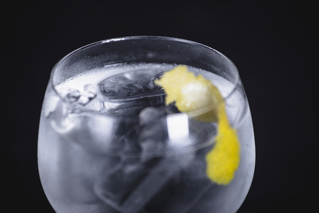 Erfrischender cocktail