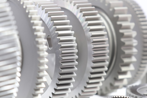 Ersatzteile der industriellen ausrüstung für schwere maschine